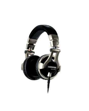 Shure Srh750dj Professional Dj Headphones 2
