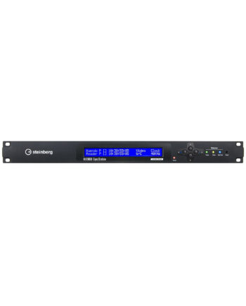 Steinberg Nuendo Syncstation Advanced Sd Hd Hardware Synchronizer Front