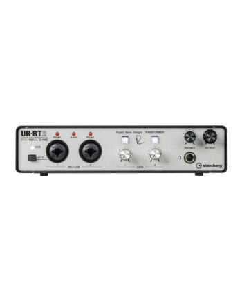 Steinberg Ur Rt2 Audio Interface With Rupert Neve Transformers Front