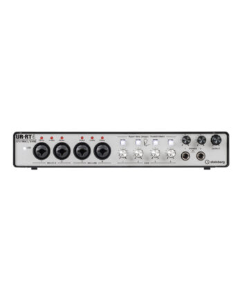 Steinberg Ur Rt4 Audio Interface With Rupert Neve Transformers Front