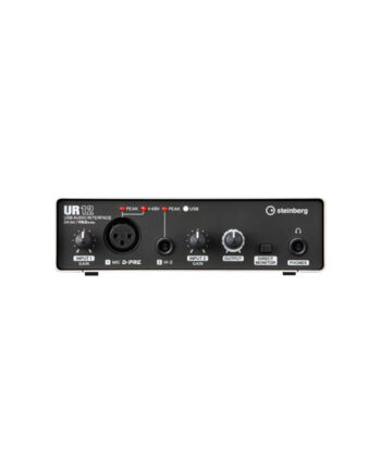Steinberg Ur12 2 X 2 Usb 2.0 Audio Interface Front