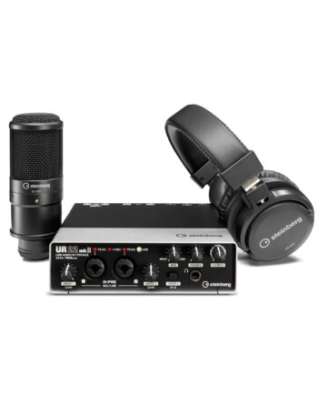 Steinberg Ur22c Rpack 2 X 2 Usb 3.0 Audio Interface Front