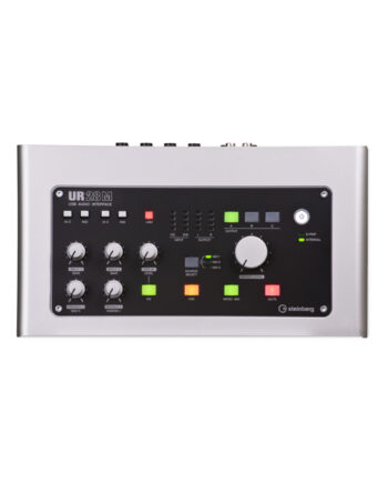 Steinberg Ur28m 6 In 8 Out Usb 2.0 Audio Interface Front