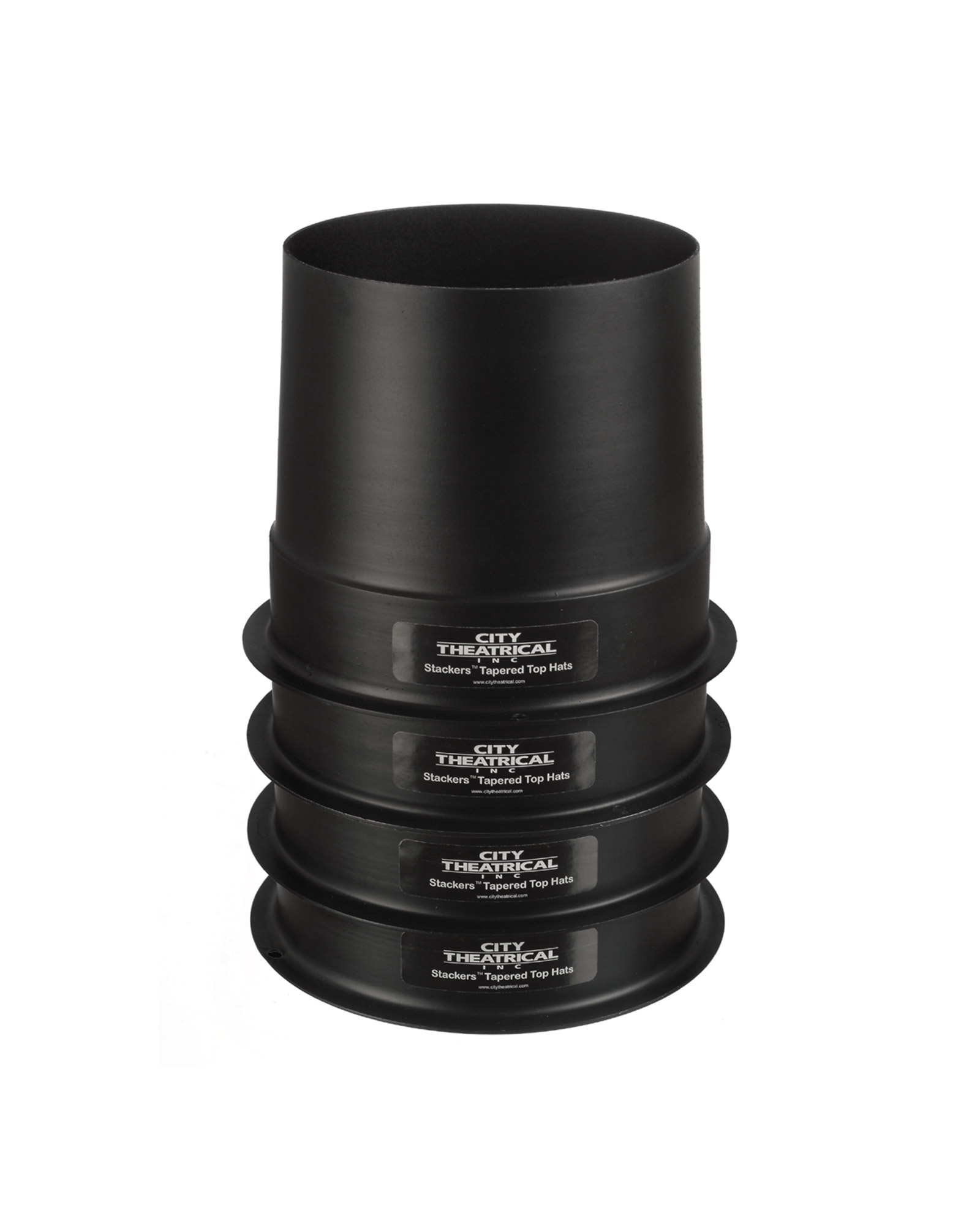 Theatrixx Stackers Tapered Top Hats 4
