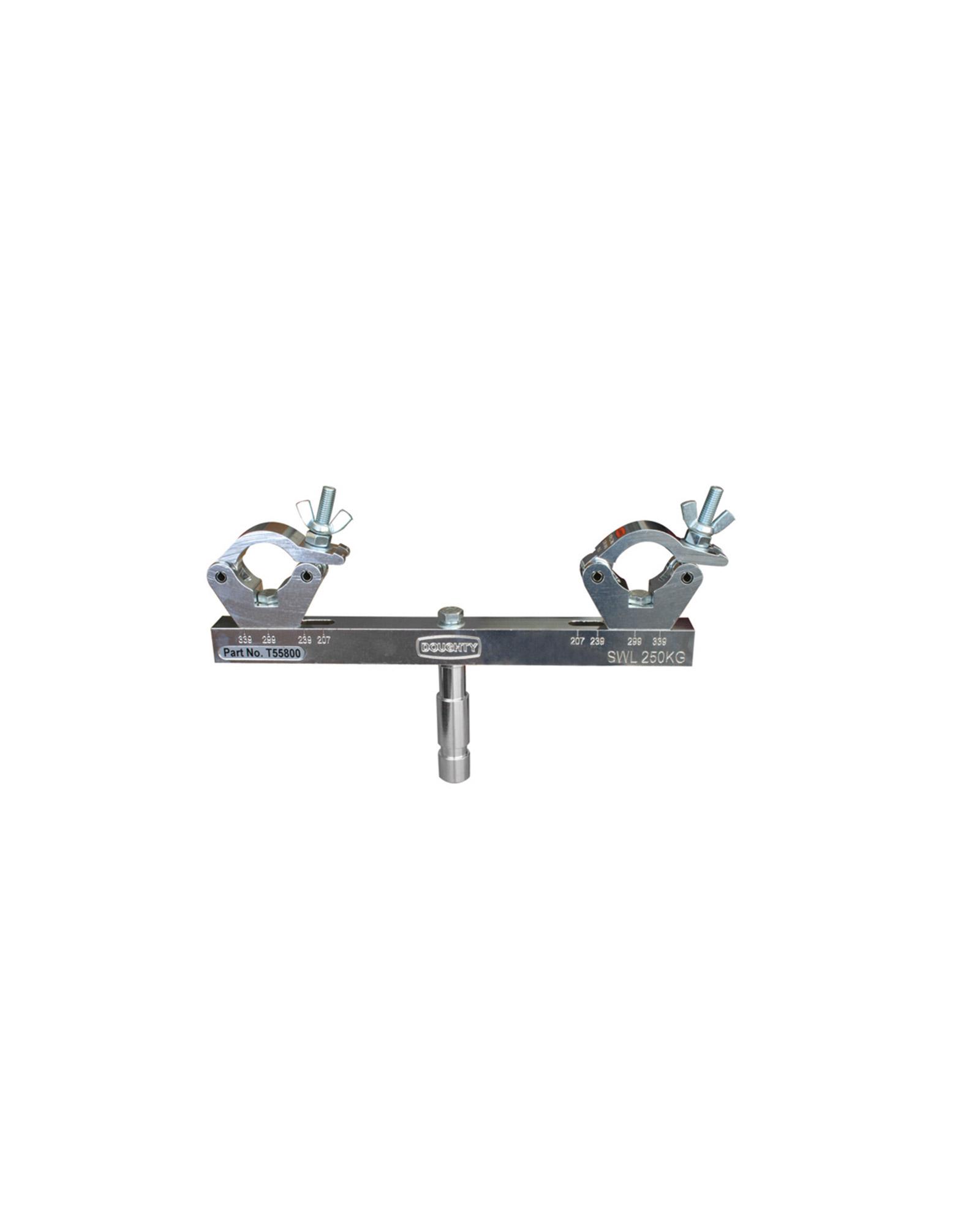 Doughty Fixed Solid Truss Adaptor