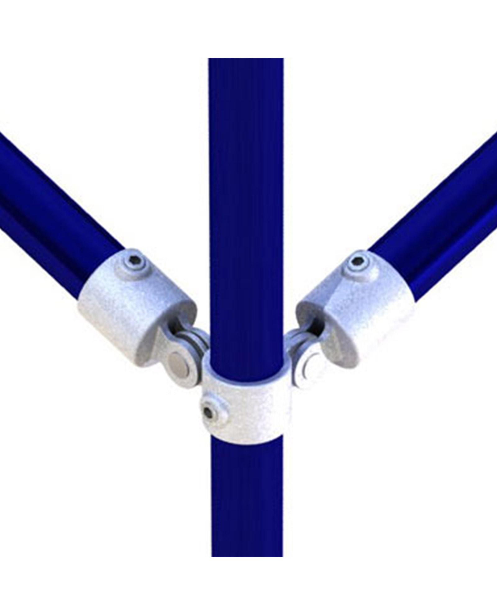 Doughtypipeclamp 90 Degree Corner Swivel Combination