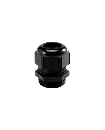 M25 Black Nylon Compression Gland