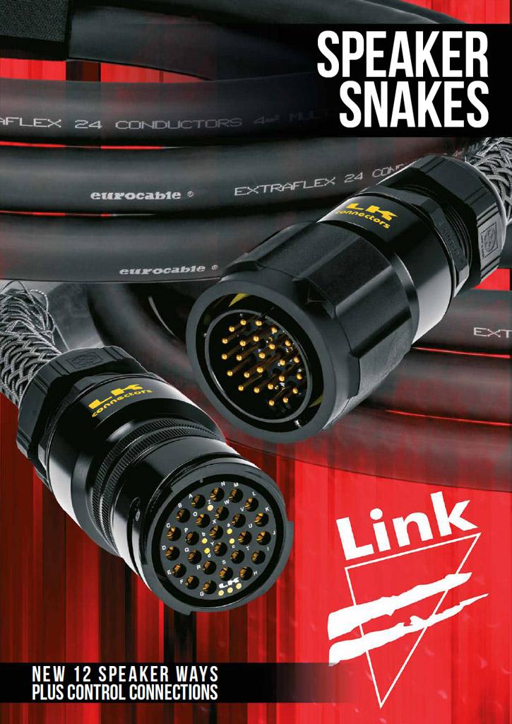 Lk Eurocable Speaker Distribution Brochure