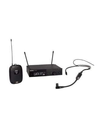 Shure Slxd Digital Headset System W Sm35