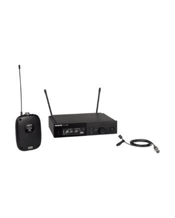 Shure Slxd14 93 Digital Lapel System W Wl93