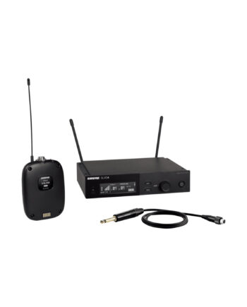Shure Slxd14 Digital Wireless Bodypack