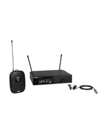 Shure Slxd14 85 Digital Lapel System W Wl185