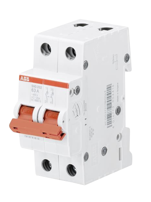 Abb Shd20263 63a Isolator