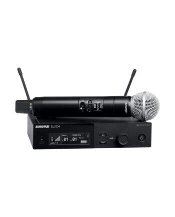 Shure Slxd Digital Handheld System W Sm58
