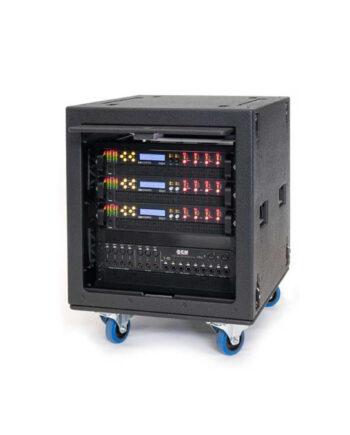 Em Acoustics Dqrack Touring Amplifier Rack