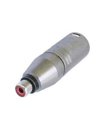 Neutrik Na2mpmf Xlr Male To Female Phono (rca) Socket