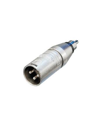 Neutrik Na2mpmm Xlr Male To Male Phono (rca) Plug