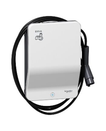 Schneider Electric Evh2s7p0ak Evlink Ev Charger Wallbox T1 Cable 1ph 7.4kw 32a